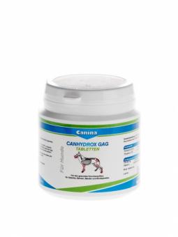 Купить Canina Canhydrox GAG (Кангидрокс ГАГ) - хондропротектор для укрепления костей и суставов кошек, собак и щенков